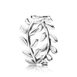 Authentic Pandora Laurel Wreath Ring